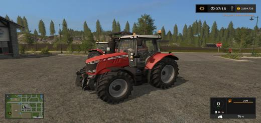 Photo of FS17 – Massey Ferguson 6613 Traktör V1.1.0