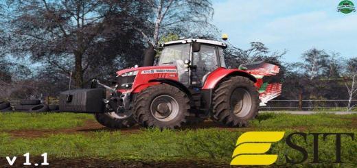 Photo of FS17 – Massey Ferguson 6700S Traktör V1.1