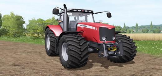 Photo of FS17 – Massey Ferguson 7490 Traktör V1.0