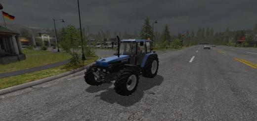 Photo of FS17 – New Holland 8340 Traktör V2.0