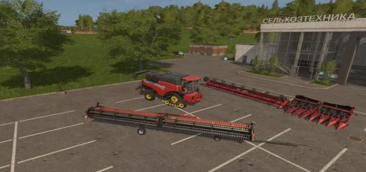 Photo of FS17 – New Holland Cr10.90 Paketi V1