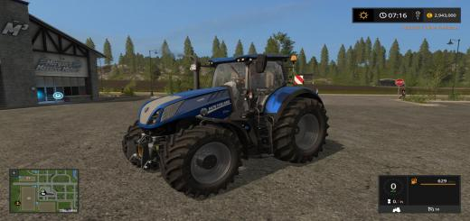 Photo of FS17 – New Holland T7 290-315 V1.1