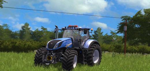 Photo of FS17 – New Holland T7 Modifiyeli Traktör V1