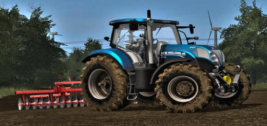 Photo of FS17 – New Holland T7 Traktör
