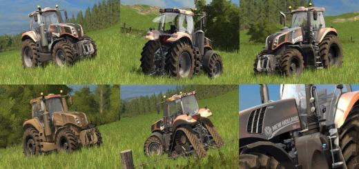 Photo of FS17 – New Holland T8 Bronze Edition Mr/dh V1.0