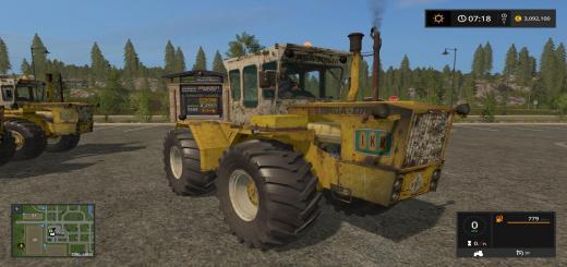 Photo of FS17 – Raba Steiger 250 Traktör V1