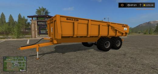 Photo of FS17 – Rolland Turbo135 Römork V1