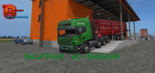 Photo of FS17 – Scania R-Serisi Kamyon V3