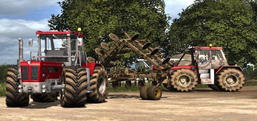 Photo of FS17 – Schuliter 2500 Traktör V2 Final