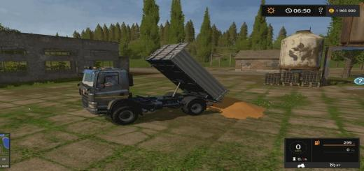 Photo of FS17 – Tatra Phoenix 4X4 V1.2