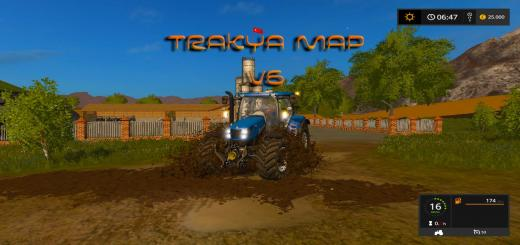 Photo of FS17 – Trakya Haritası V6