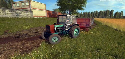 Photo of FS17 – Umz 6Kl Traktör V1.1