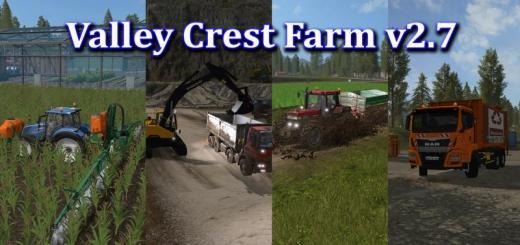 Photo of FS17 – Valley Crest Çiftlik Haritası V2.7