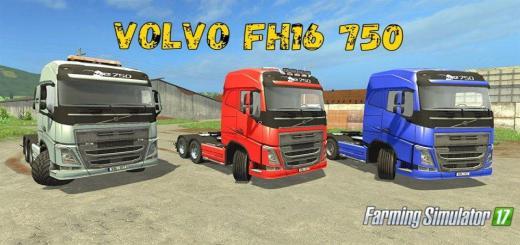 Photo of FS17 – Volvo Fh16 750 Swb V1.2.0