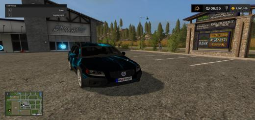 Photo of FS17 – Volvo Xc70 Tdi Mavi Araba Modu V1