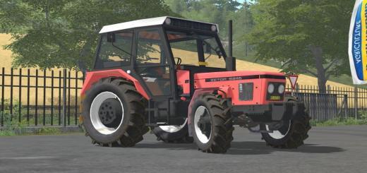 Photo of FS17 – Zetor 6245 Traktör V1