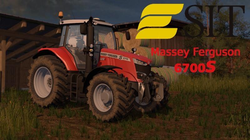 Photo of FS17 – Massey Ferguson 6700S Traktör V1