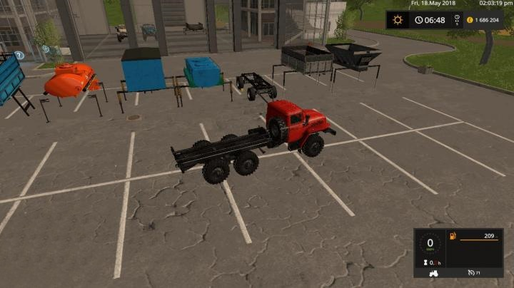 Photo of FS17 – Ural Modül Paketi V1.0.0.1