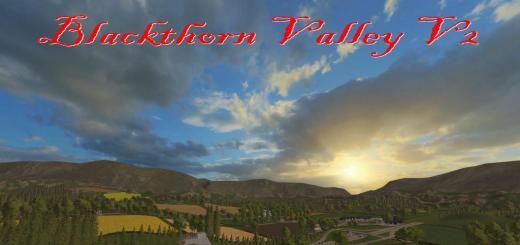 Photo of FS17 – Blackthorn Vadisi Haritası V2.0.0.1