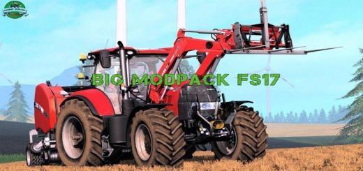Photo of FS17 – Büyük Mod Paketi V1.0