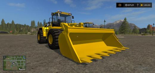Photo of FS17 – Caterpillar 980 25000L V1