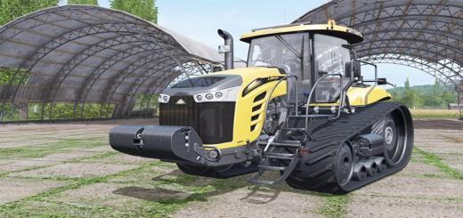 Photo of FS17 – Challenger Mt755E Traktör V1.0