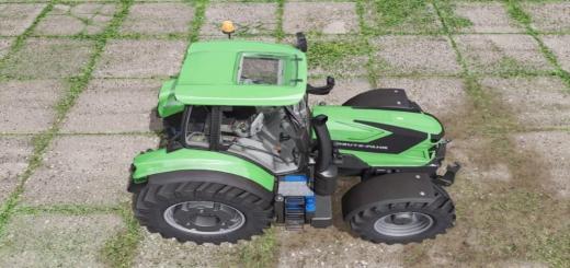 Photo of FS17 – Deutz-Fahr Agrotron 6165 Ttv V1.1