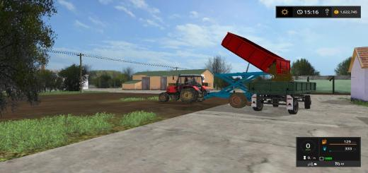 Photo of FS17 – Eb 4 Römork V1.0