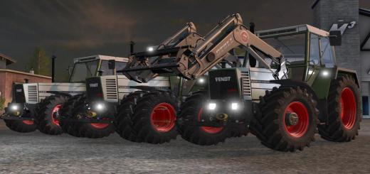 Photo of FS17 – Fendt Farmer 310/312 Lsa Turbomatik V1.0.1.0