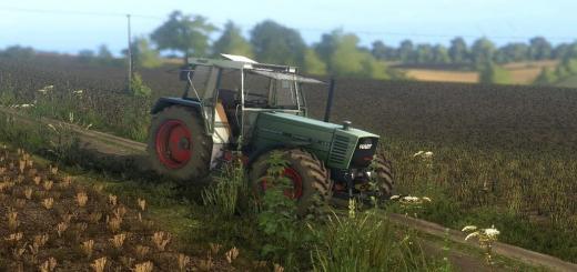 Photo of FS17 – Fendt Farmer 310 / 312 Lsa Turbomatik V2.0