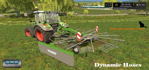 Photo of FS17 – Fendt Former 456 Dn V1.1