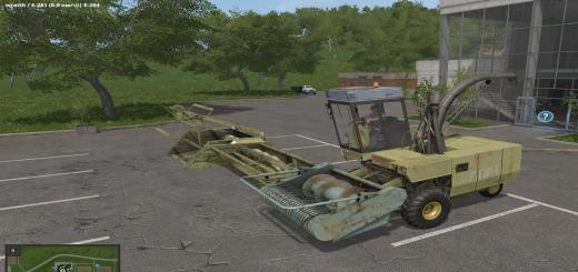Photo of FS17 – Fortschritt-E281 V1.3