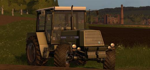 Photo of FS17 – Fortschritt Zt 323-A Traktör V1