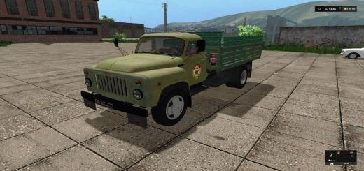 Photo of FS17 – Gaz 53 Dossaf V1.0