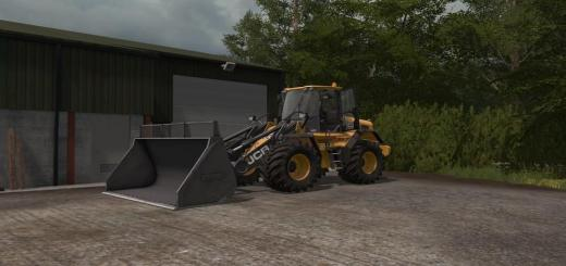 Photo of FS17 – Jcb 435S V1.0