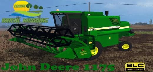 Photo of FS17 – John Derre 1175 Biçerdöver V1.0