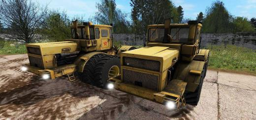 Photo of FS17 – Kirovets K-701P (Externe Modder) V1.0