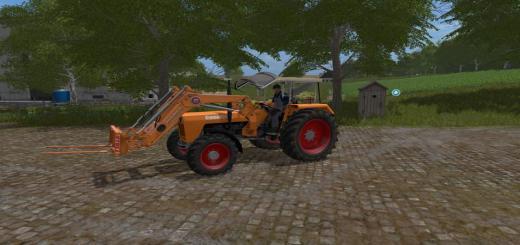 Photo of FS17 – Kramer Kl714 Traktör V1.0