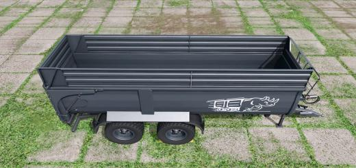 Photo of FS17 – Krampe Big Body 790 Römork V1.1