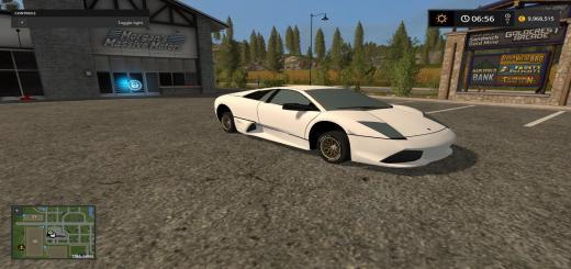 Photo of FS17 – Lamborghini Lp640 77 V1.0