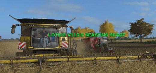 Photo of FS17 – Lotice Harita Modu V1.1