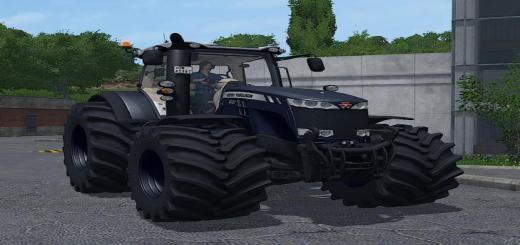 Photo of FS17 – Massey Ferguson 8700 Traktör V1.0.1.3