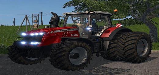 Photo of FS17 – Massey Ferguson 8700 Traktör V1.0.1.5