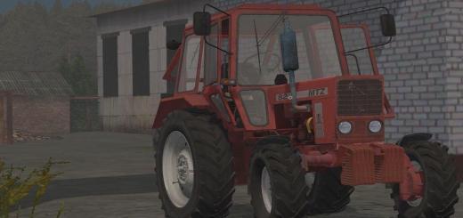 Photo of FS17 – Mtz 82 Belarus V1.0