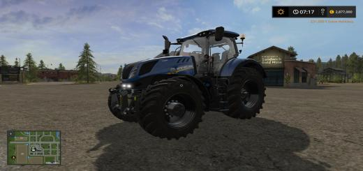 Photo of FS17 – New Holland T7 290/315 V2.1