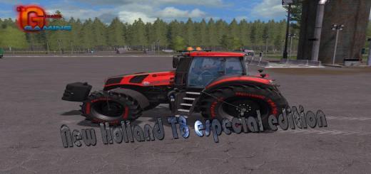 Photo of FS17 – New Holland T8 Özel Traktör Modu V1.0
