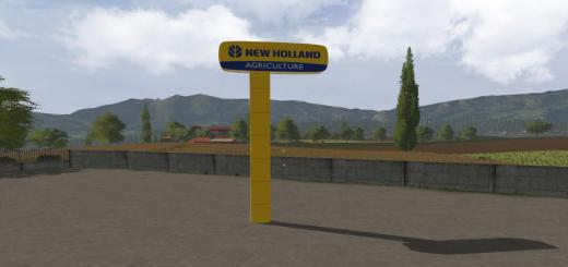 Photo of FS17 – New Holland Tabelası V1