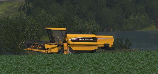 Photo of FS17 – New Holland Tc57 Fcs Biçerdöver V1.0