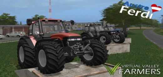 Photo of FS17 – New Holland Tm Serisi V1.0