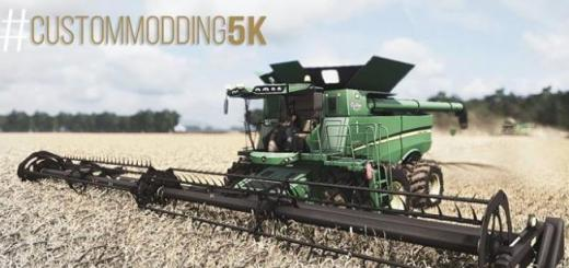 Photo of FS17 – Newholland T8Br Biçerdöver V1.0